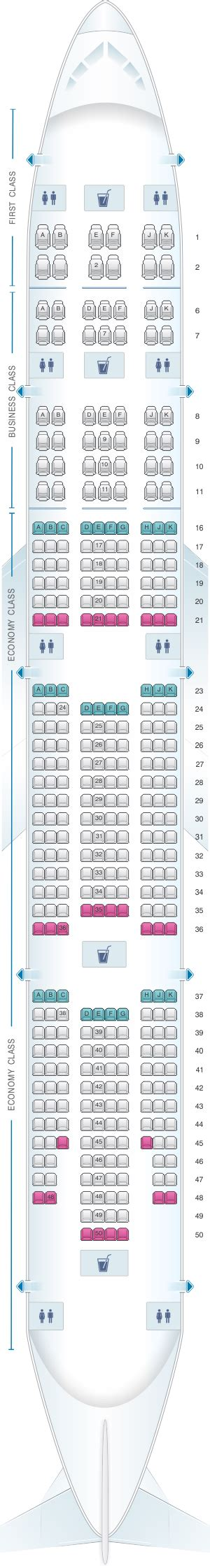 boeing 777 300er business class seats emirates seat map emirates boeing b777 300er three class seatmaestro