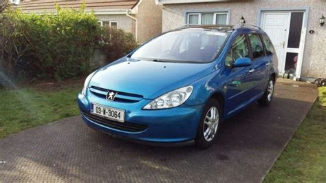 peugeot 307 7 seater for sale 7 seater2003 peugeot 307 for saleswap for sale in tralee