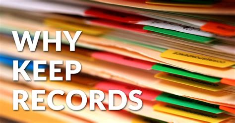 Where Are Records Kept June 2016 Why Keep Records International Inc