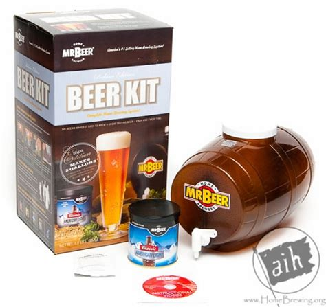 mr premium homebrew kit brew at home auto