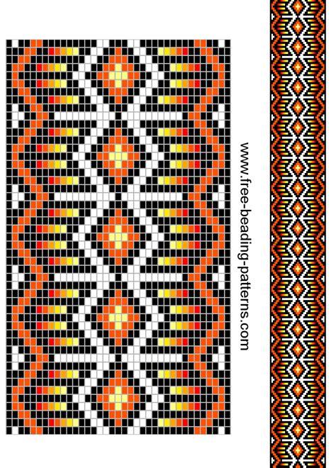 bead patterns beaded guitar patterns free beading pattern guitar
