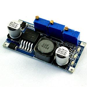 S R Step Powersupply Lm2596 lm2596 dc dc step adjustable cc cv power supply module converter led driver ebay