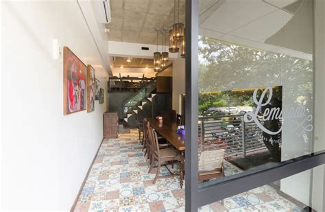 Design Cafe In Bangalore | lemirado cafe interior design in bangalore