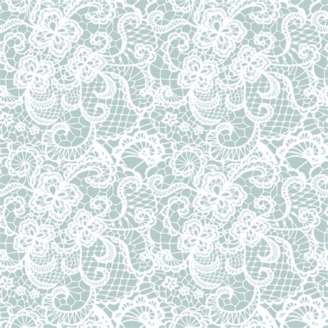 lace pattern ai free white lace seamless pattern background vector vector