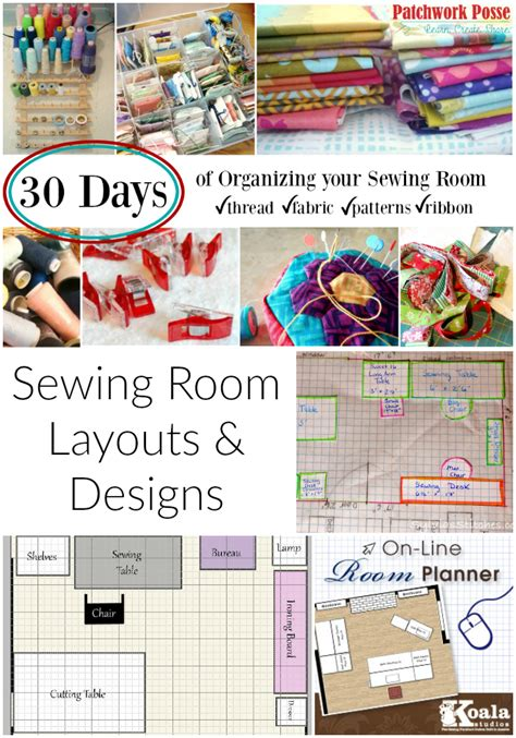 Sewing Room Layouts And Designs by Sewing Room Layout Ideas