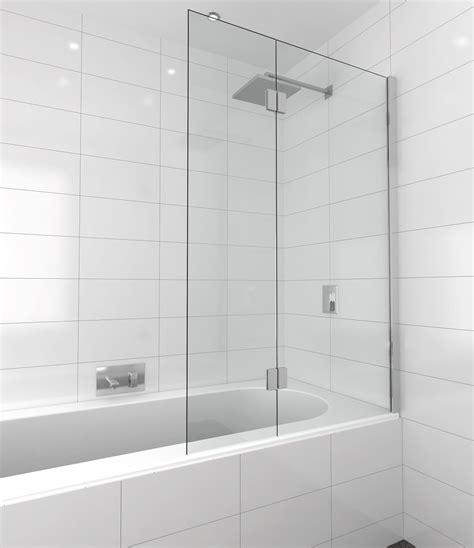 frameless bathtub screen bath panels pivotech