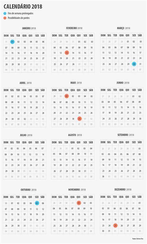Calend 2018 Feriados Nacionais Portugal Calendario 2018 Feriados Portugal 100 Images