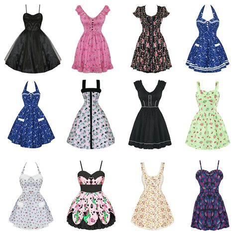 clearance sale hell bunny womens new rockabilly vintage