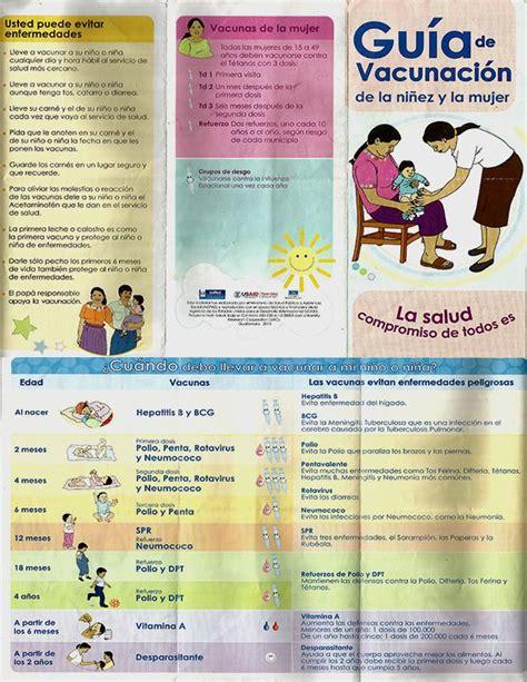 esquema de vacunacion en peru 2016 resultado de imagen para esquema de vacunacion guatemala