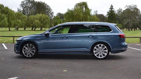 volkswagen passat r line blue 2017 vw passat wagon review future cars release date