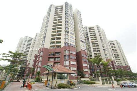 Villa Wangsamas Layout   villa wangsamas wangsa maju malaysia condominium directory