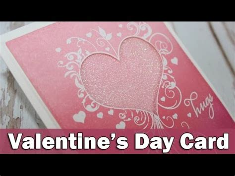 spotlight on penny black day 2 youtube valentine s day card featuring penny black youtube