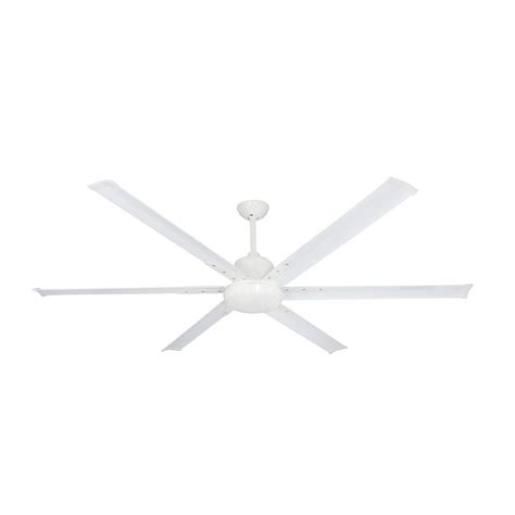 home depot white ceiling fan with light troposair titan 72 in indoor outdoor white ceiling