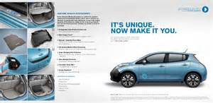 Electric Cars For Sale In Ny 2015 Nissan Leaf 174 Brochure Electric Cars For Sale Ny