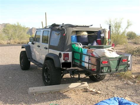 jeep bed extender get a pickup on the jeep the truth about cars