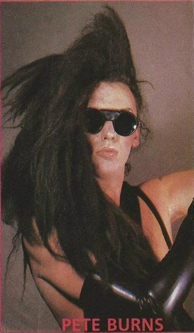 pete burns dead or alive pete burns dead or alive gender benders pinterest
