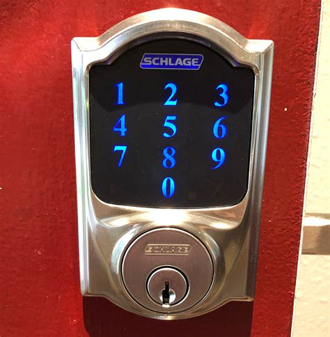schlage connect be469x smart lock review hometheaterhifi