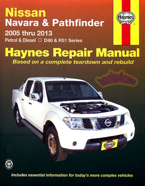 free online car repair manuals download 2005 nissan murano electronic toll collection pathfinder shop manual nissan service repair haynes book chilton 2005 2013 ebay