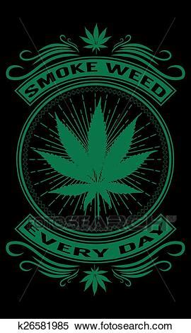 smoke weed  day clipart  fotosearch