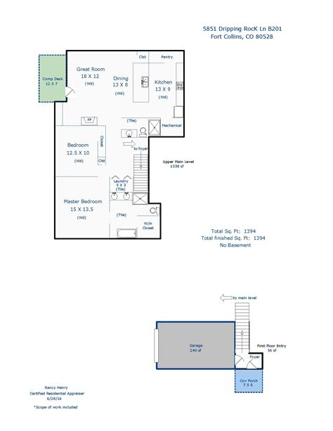 floor plan web app 5851 rock unit b 201 catherine rogers realty