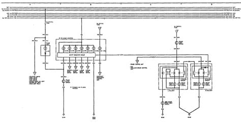 1991 legend wiring diagram wiring diagrams