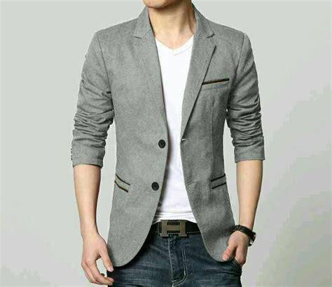 Blazer Pria Jas Pria Pakaian Pria jual blazer pria pakaian kerja cowok baju kerja baju forma l 14576 di lapak