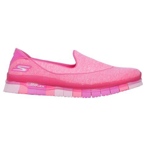 Skechers Go Flex Tali 6 skechers go flex walk womens walking shoes pink