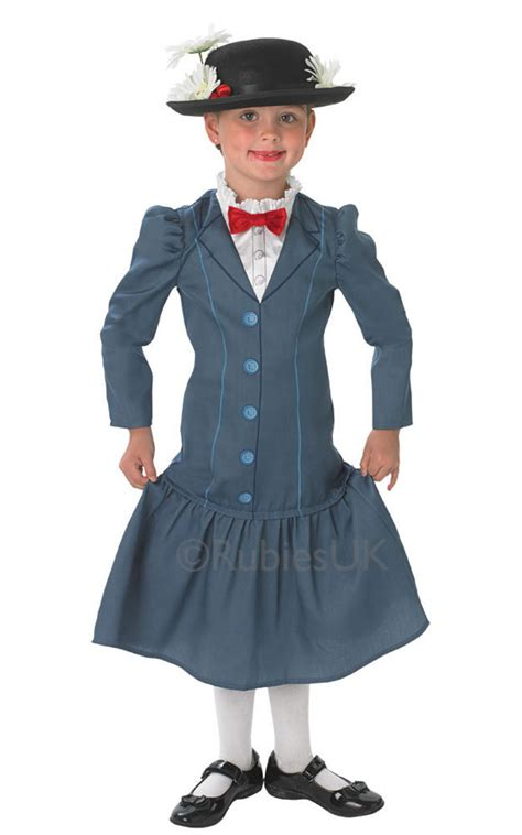 mary poppins costume i saw mary poppins costume girl s world book day fancy dress