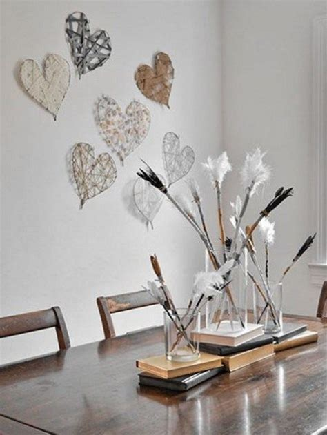 heart decorations for the home 35 valentine s day heart decor ideas comfydwelling com