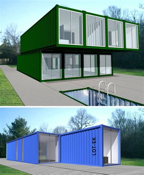 lot ek container home kit urbanist