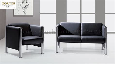 Leather Sofa For Office Office Sofas Smalltowndjs