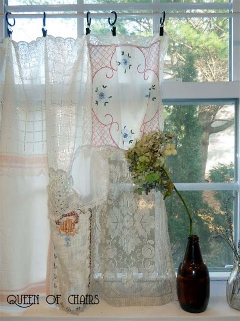 Vintage Patchwork Curtains - 823 best images about curtains on