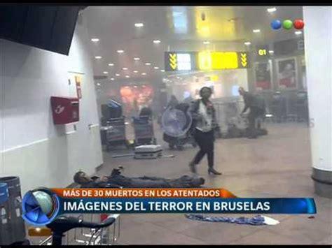 imagenes fuertes atentado bruselas atentados en bruselas autores de los atentados en