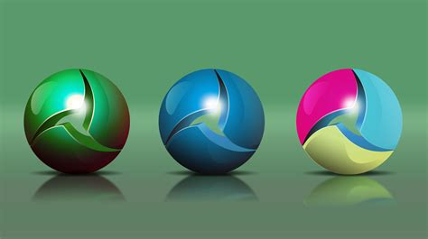 balls shapes spheres wallpaper hd   wallpapers