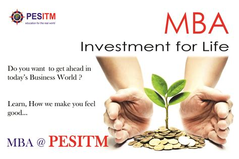 Mba Wealth Management Brisbane by Mba Pes Institute Of Technology And Management