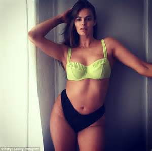 Hm Jumbo Pretty Fit Xl australian model robyn lawley says calling a size 14