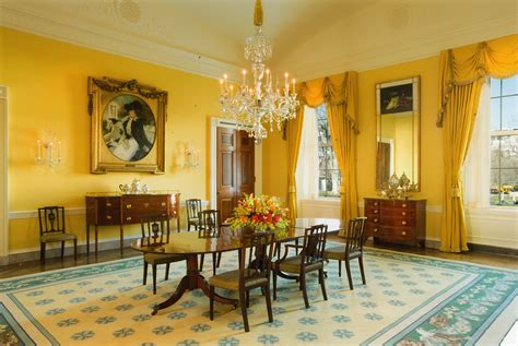 Rooms Of The White House by The Family Dining Room Made New Again Whitehouse Gov