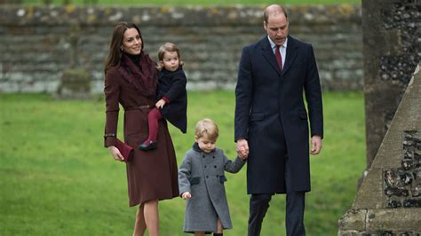 prince william and kate spend christmas with the middletons