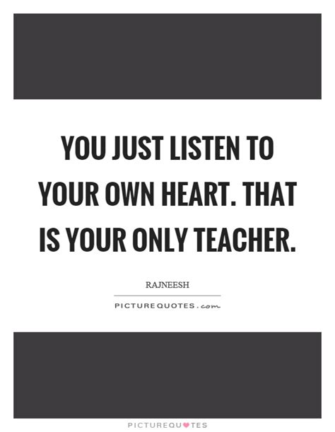 Just Listen Quotes & Sayings | Just Listen Picture Quotes