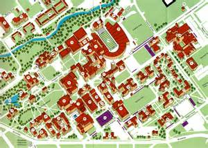 map of colorado college of colorado at boulder cus map j b krygier