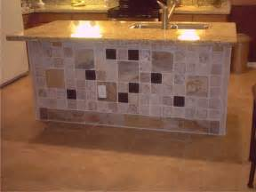 tile floors backsplash kitchens island tiled kitchen island