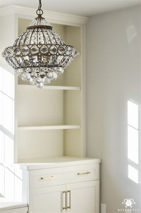 Office Chandeliers One Room Challenge Week 3 A Chandelier For The