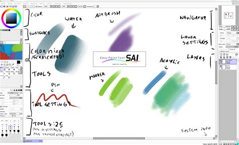 paint tool sai app painttool sai alternatives and similar software