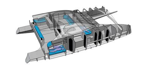 easy catamaran design g force 1400c schionning designs sailing catamaran