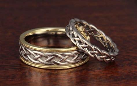 celtic knot wedding bands