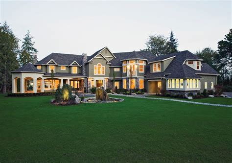 large luxury homes best 25 houses ideas on big houses