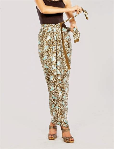 tutorial ikat kain batik tutorial menggunakan kain batik menjadi rok tanpa dijahit