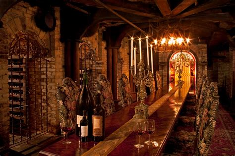 Exotic Home Interiors by Fine Wine Amp Art Lovers 5 Wine Cellar Design