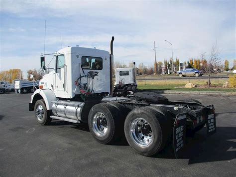 kenworth truck cab 2012 kenworth t800 day cab truck for sale 248 000 miles