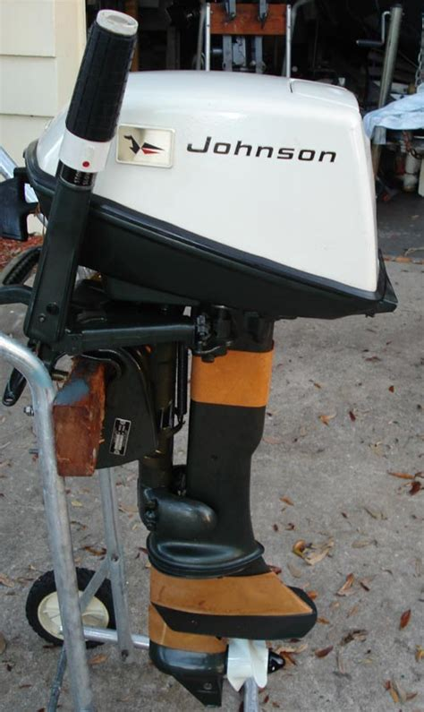 hp johnson outboards
